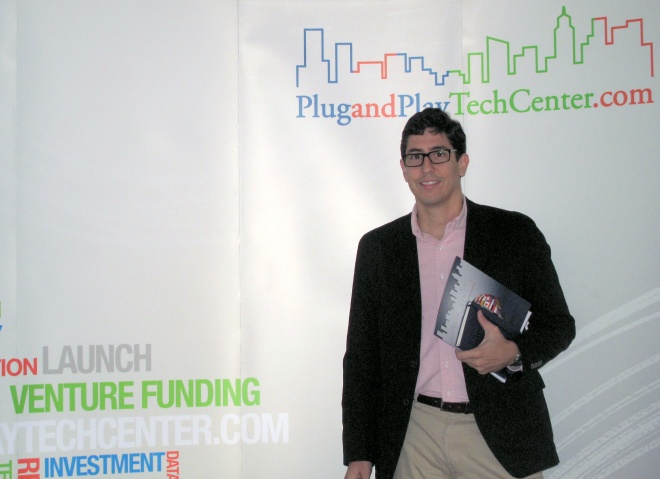 Visiting Plug and Play Tech Center